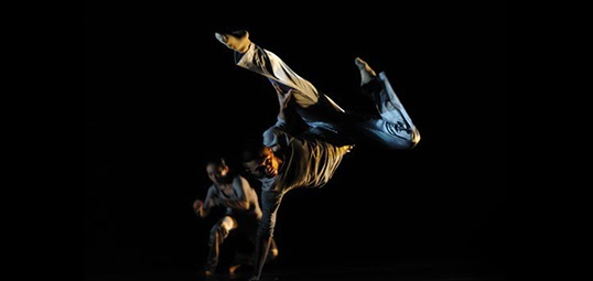Dancers from the Guangdong Modern Dance Company.  | Photo courtesy of the Vancouver International Dance Festival