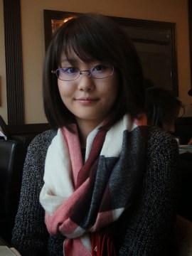 Yukina Takeuchi. | Photo by Jake McGrail