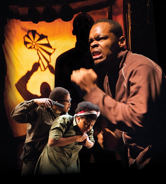 Cadre is a South African story of dreams and change.| Photo by Michael Brosilow