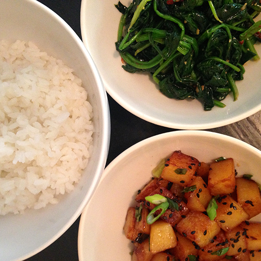 Spice up any meal with Korean side dishes.