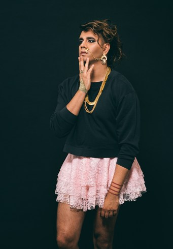 Vivek Shraya will be sharing personal memories.| Photo by Alejandro Santiago.