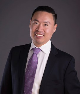 Barry Po, director of product management at NGRAIN. | Photo by Carlos Taylhardat, Art of Headshots