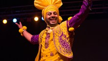 South Asian culture is more than just bhangra. Photo by Anthony, Flickr