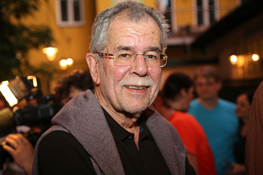 Some good news: Alexander Van der Bellen has defeated the Austrian far right in the recent presidential elections. |