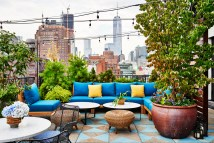 Sixty Rooftop Bar Soho