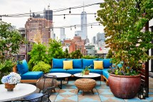 A60 Rooftop Bar In Soho Magazine