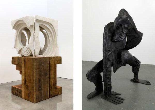 Thomas Houseago Sculpture