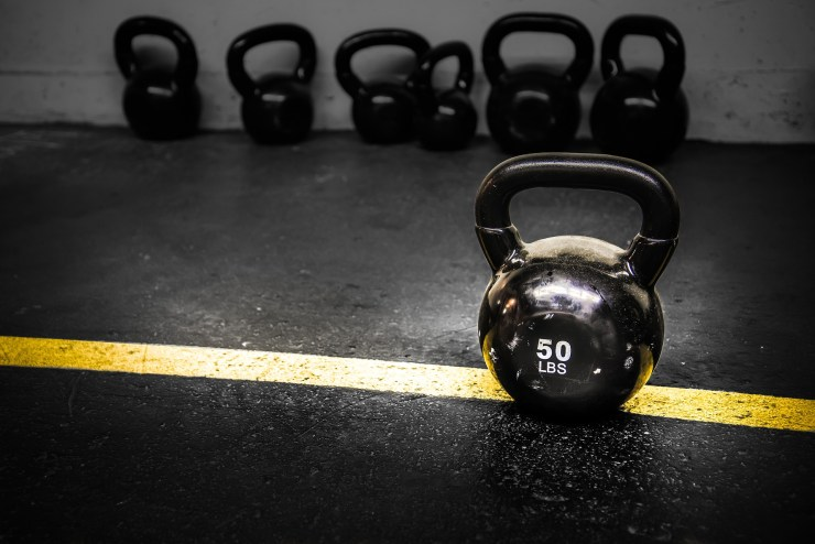 Kettle Bell for workout plan