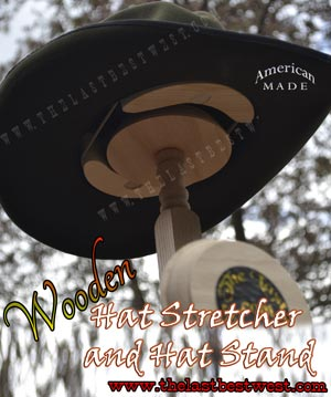 Hat Stand and Hat Stretcher
