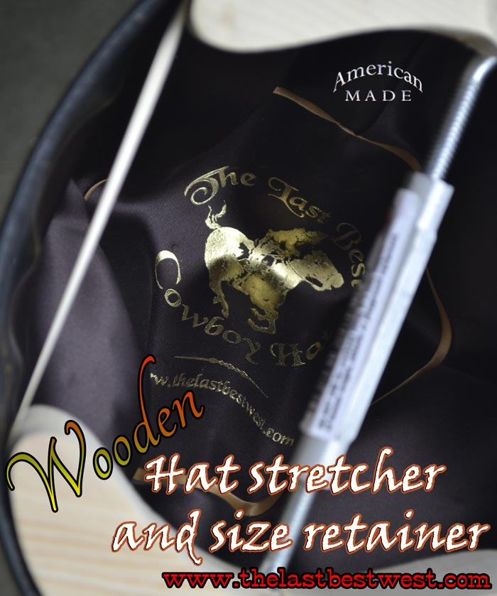 Solid Wood Hat Stretcher