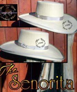 Senorita Custom Handmade Hat
