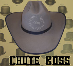 Chute Boss Custom Handmade Hat