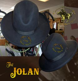 Jolan Custom Handmade Dress Hat