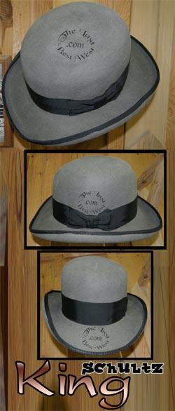 King Schultz Custom Hat