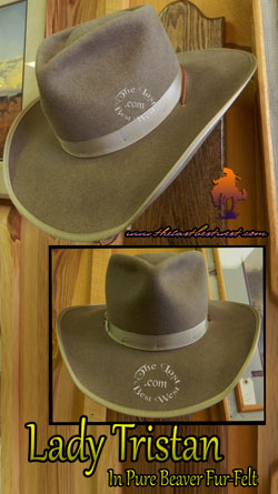 Lady Tristan Custom Hat