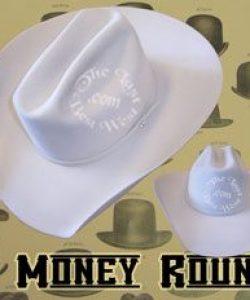Money Round Custom Handmade Hat