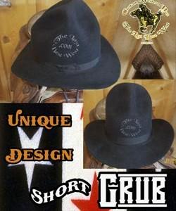 Short Grub Character Hat
