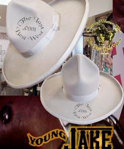 Young Jake Custom Handmade Hat