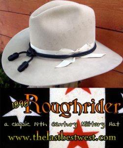 Military Cowboy Hats