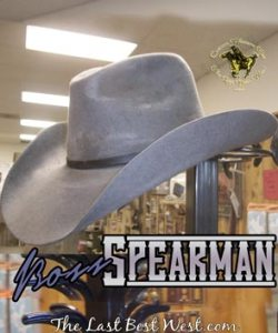 Boss Spearman Movie Hat
