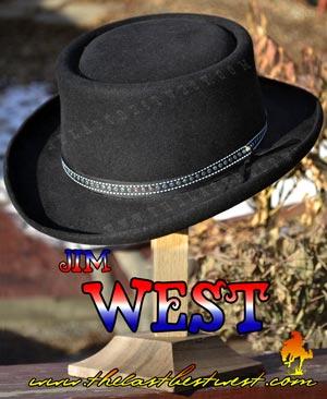 Jim West Cowboy Hat
