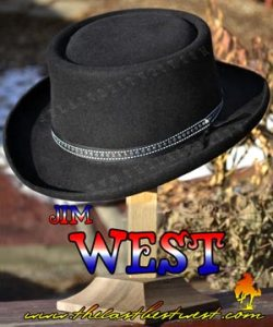 Jim West Cowboy Hat