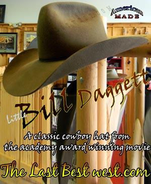 Little Bill Daggett Hat