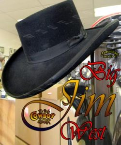 Big Jim Cowboy Hat