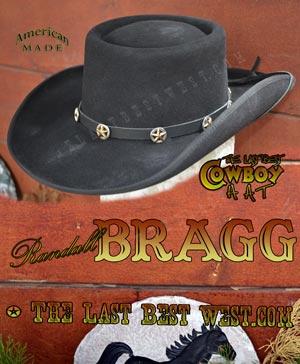 Randall Bragg Movie Cowboy Hat