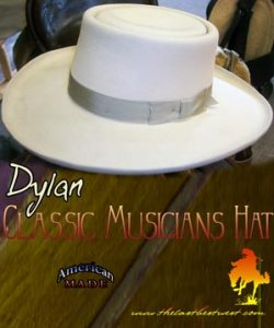 Dylan Custom Town Hat