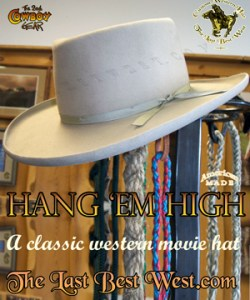 Hang 'Em High Movie Hat