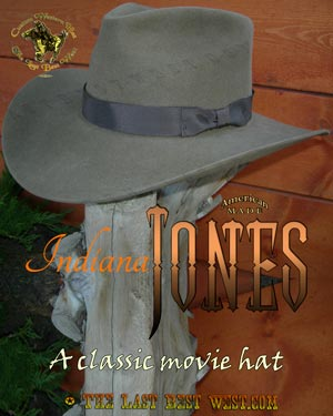 Indiana Jones Adventure Hat