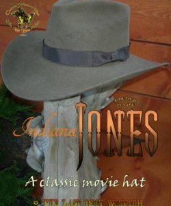 Indiana Jones Adventure Hat