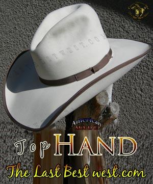 Top Hand Cowboy Hat