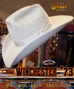 Winchester '73 Movie Hat