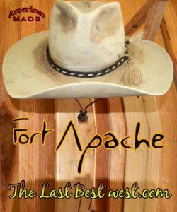 Fort Apache Cavalry Hat