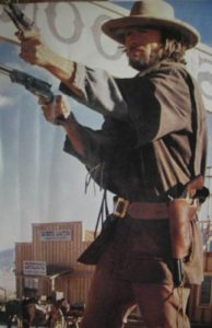 Eastwood as Josey Wales