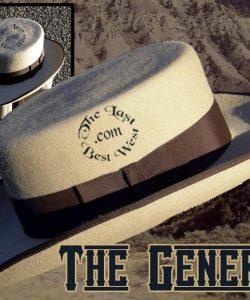 The General Custom Handmade Hat