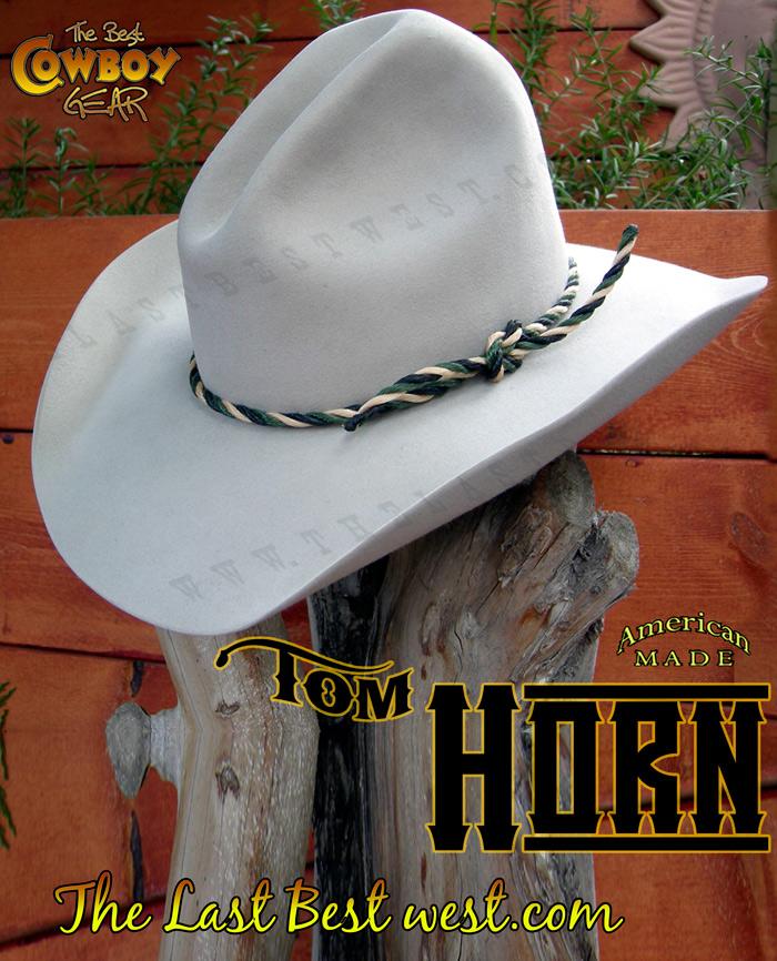 Tom Horn Cowboy Hat