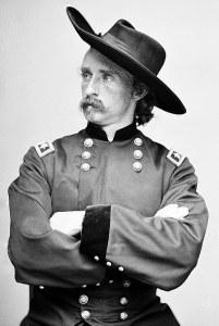 Custer Civil War Cowboy Hat