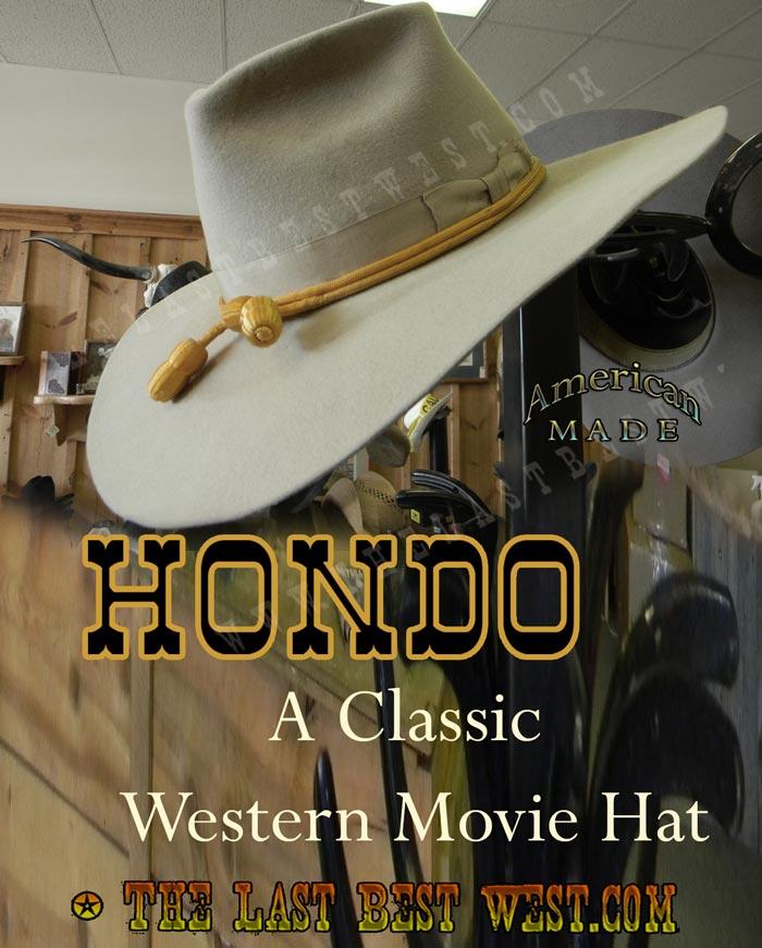 Hondo Custom Cowboy Hat