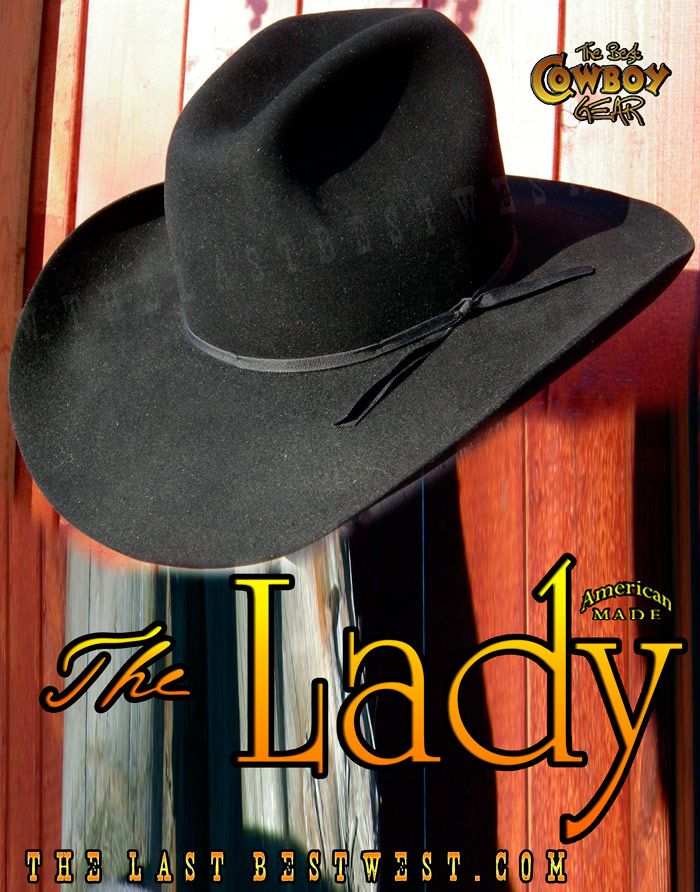 Lady Custom Movie Hat