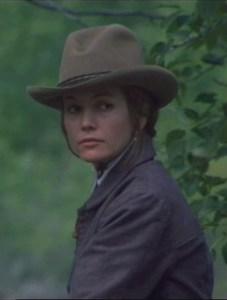 Diane Lane, in The Virginian