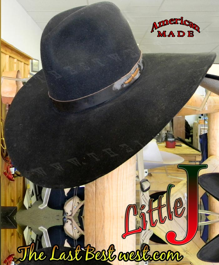 Little J Cowboy Hat - The Last Best West c54beda0d36