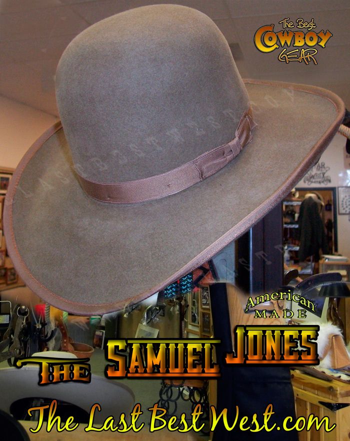 Samuel Jones Movie Hat