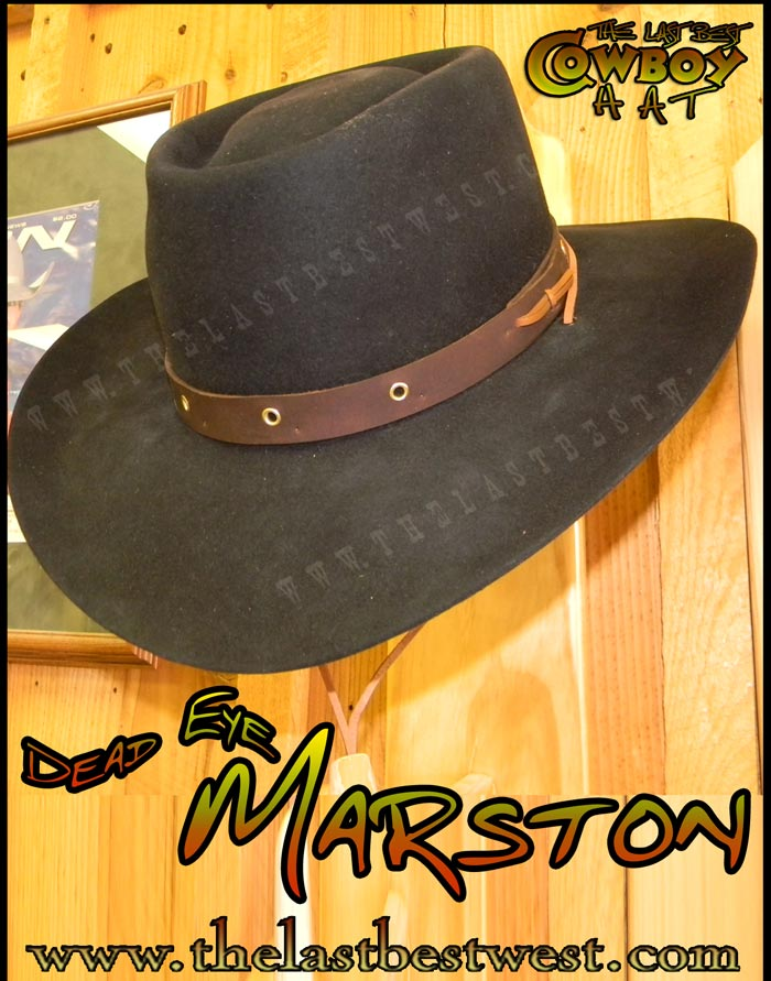 Dead Eye Marston Gamers Hat