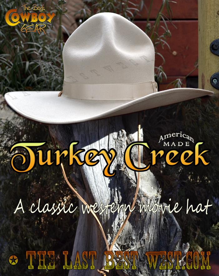 Turkey Creek Movie Hat