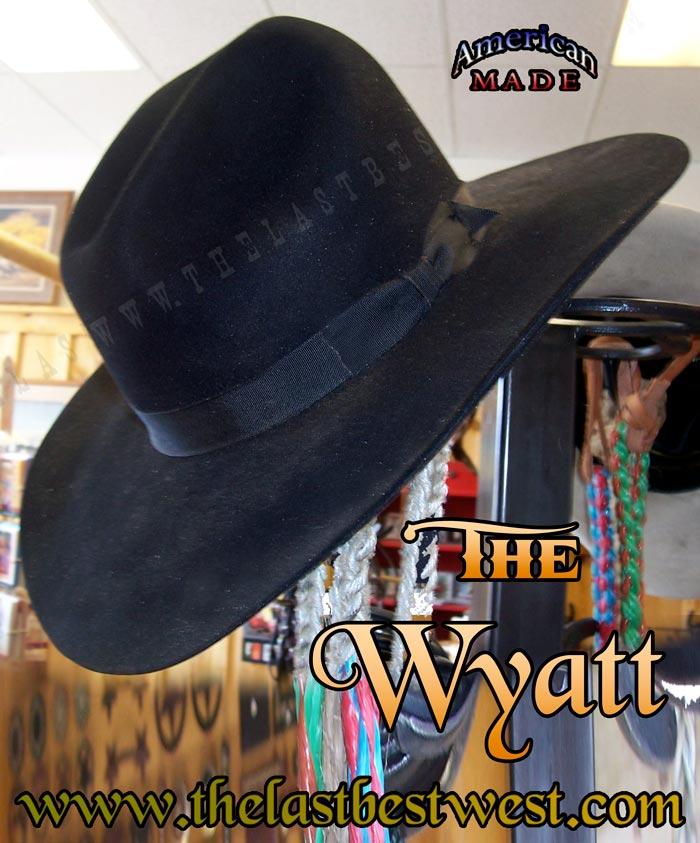 Wyatt Handmade Hat