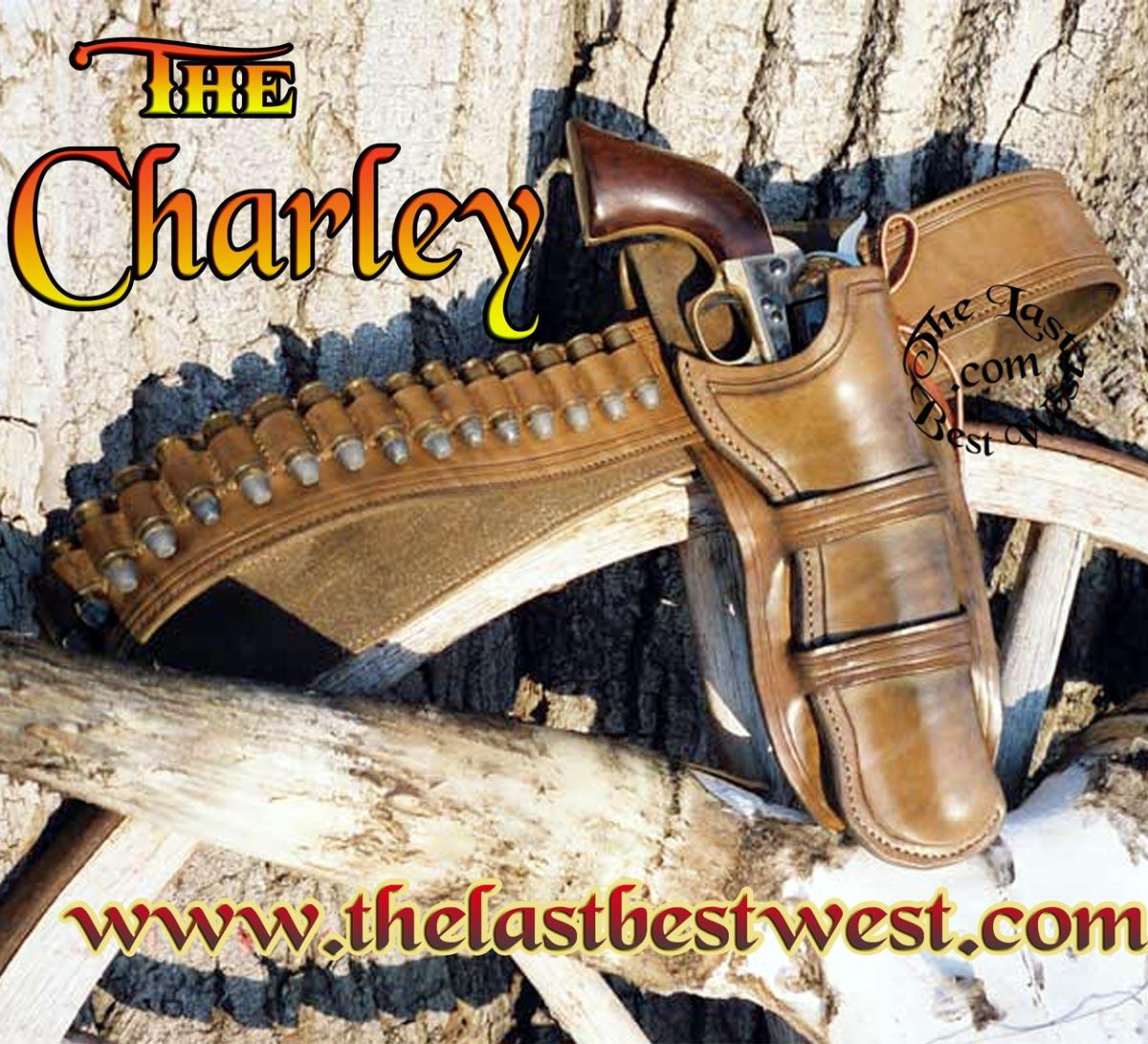 open range Leather Holster