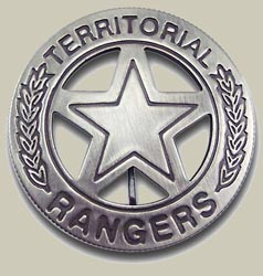 Territorial Rangers Badge